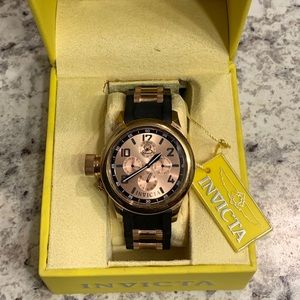 Invicta Watch - Russian Diver Watch - Chronograph
